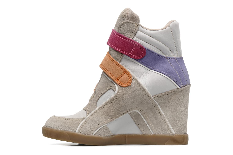 Baskets Buffalo Baluza Multicolore vue face