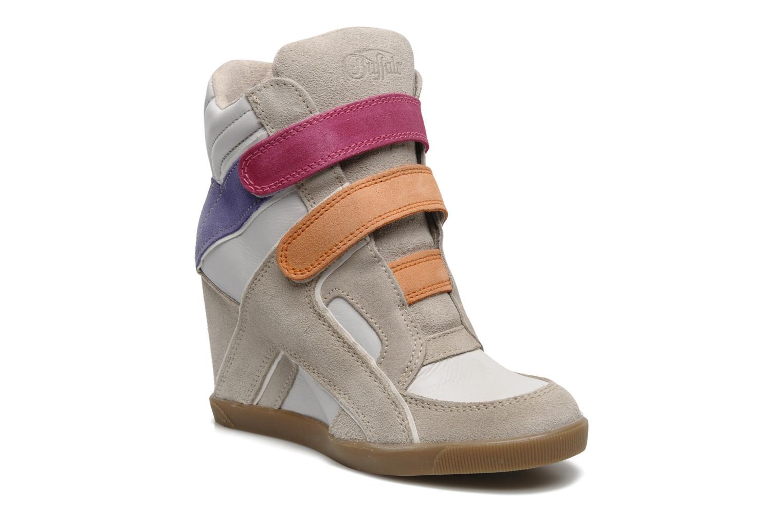 Baskets Buffalo Baluza Multicolore vue détail/paire