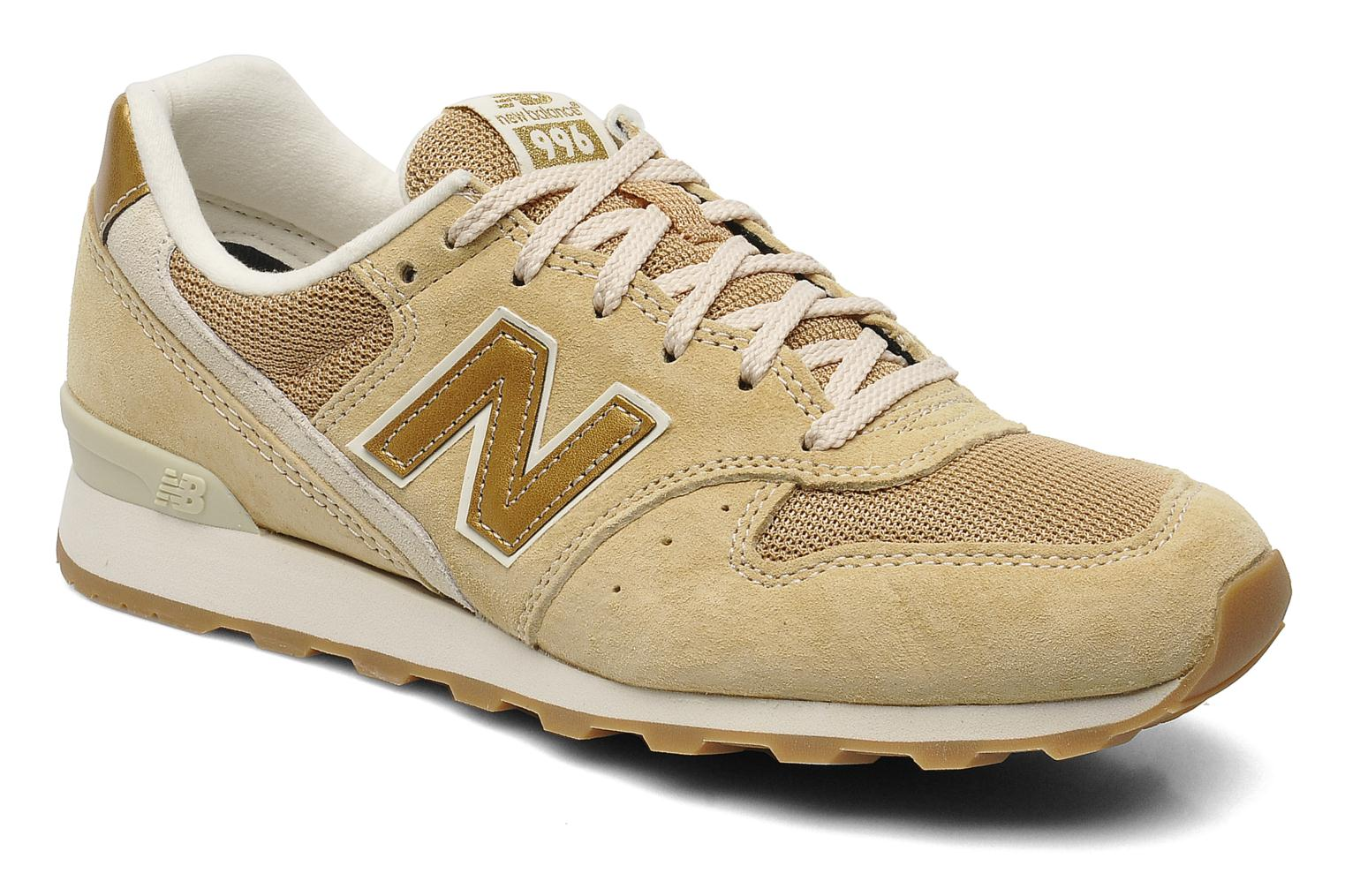 new balance 996 beige et or
