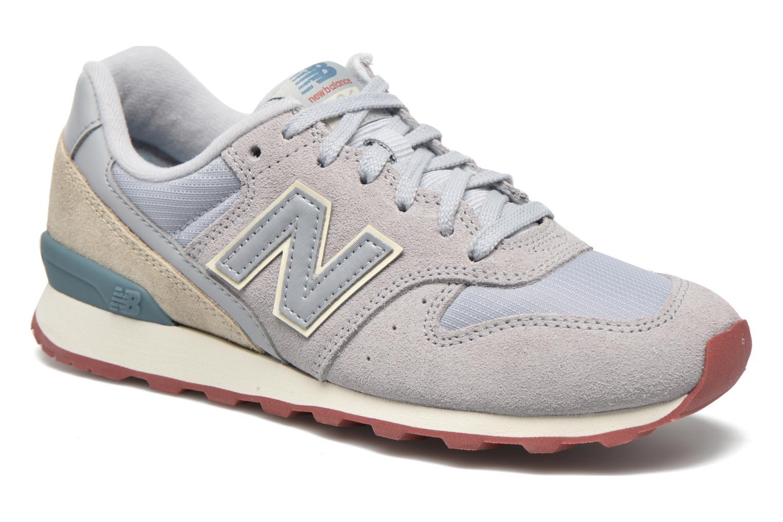 Sneaker New Balance WR996 grau detaillierte ansicht/modell