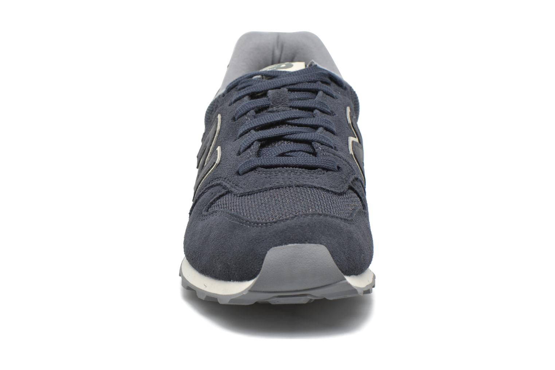 Sneaker New Balance WR996 blau schuhe getragen