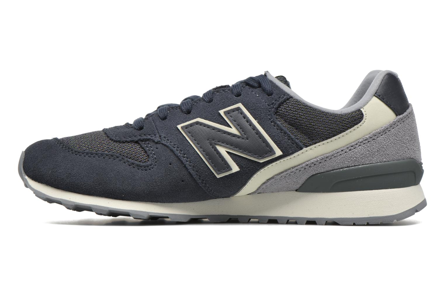 Trainers New Balance WR996 Blue front view