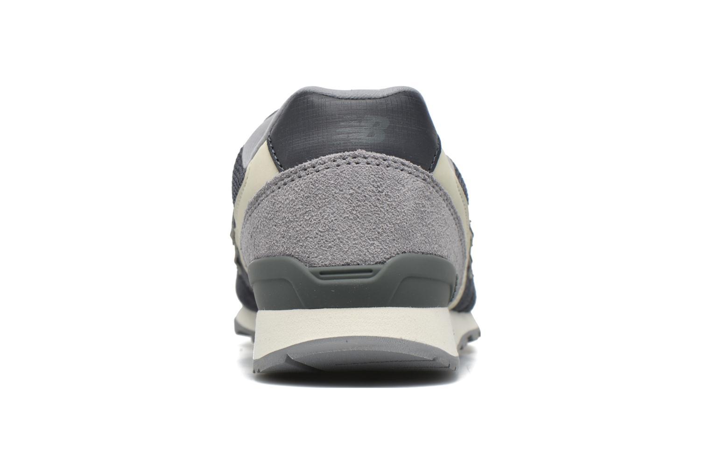 Sneaker New Balance WR996 blau ansicht von rechts