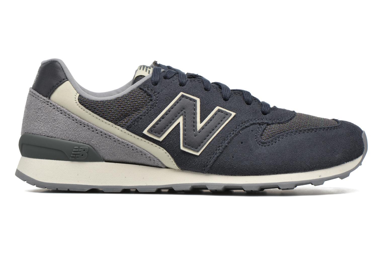 Sneaker New Balance WR996 blau ansicht von hinten