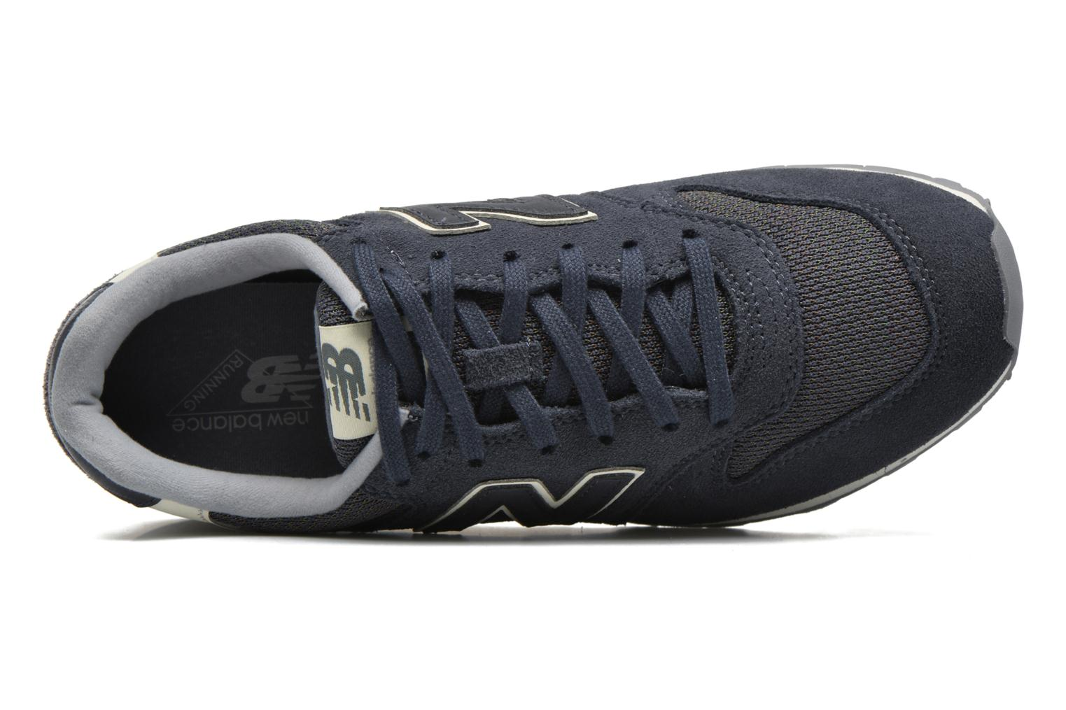 Trainers New Balance WR996 Blue view from the left