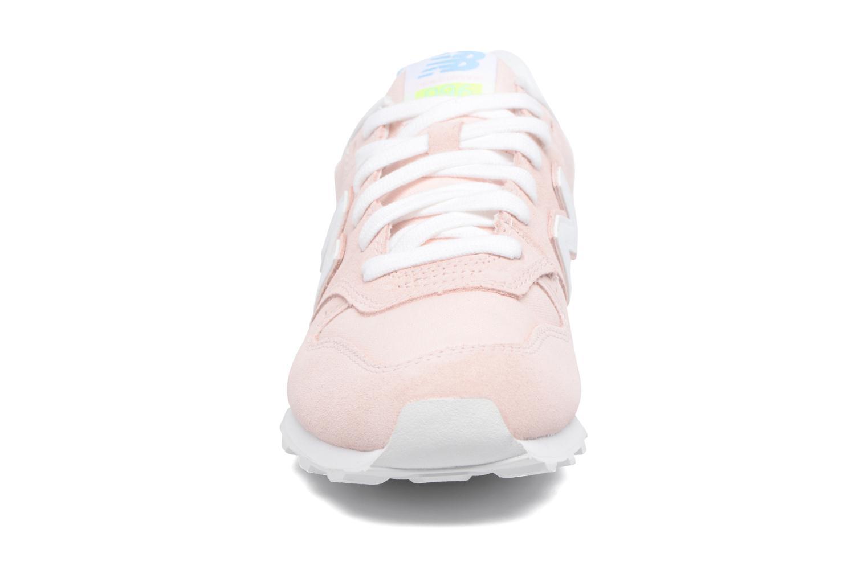 Sneakers New Balance WR996 Pink se skoene på