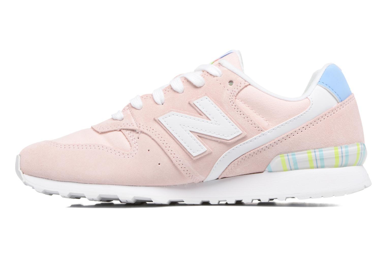 Sneaker New Balance WR996 rosa ansicht von vorne