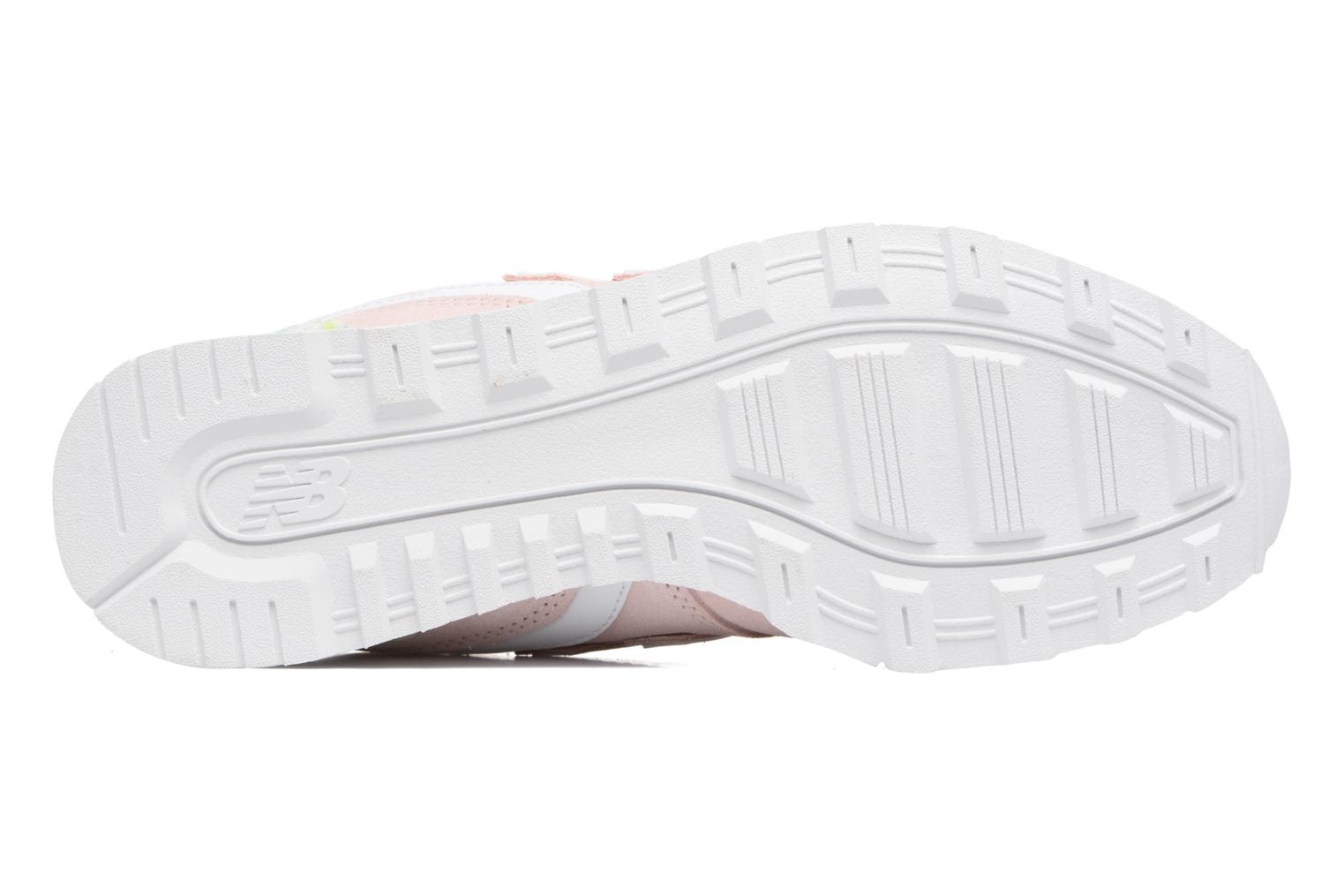 Sneakers New Balance WR996 Pink se foroven