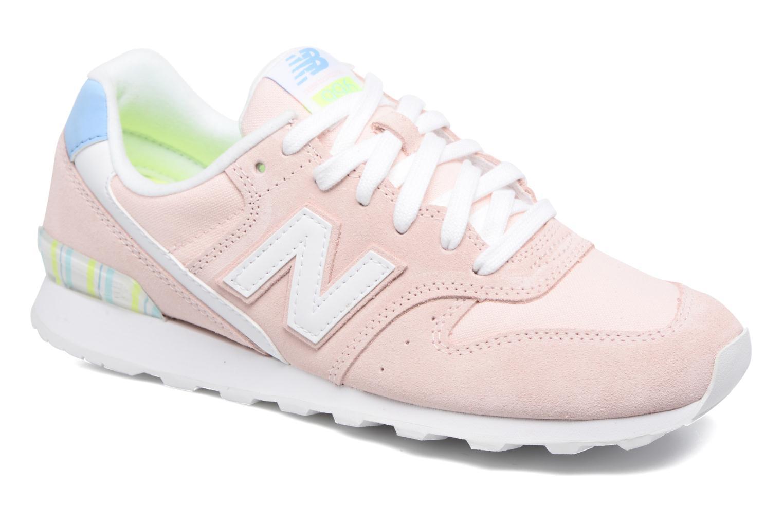 Sneakers New Balance WR996 Pink detaljeret billede af skoene