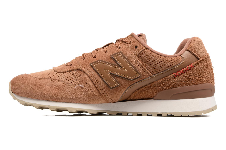 Sneaker New Balance WR996 beige ansicht von vorne