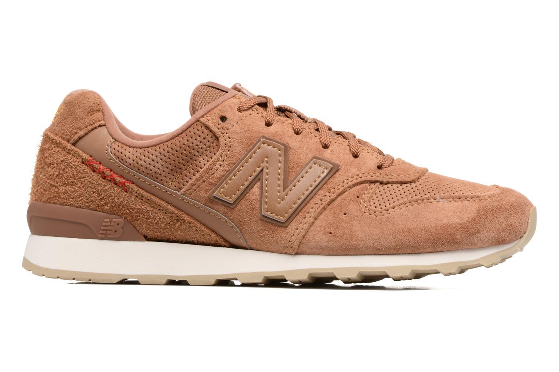 Sneaker New Balance WR996 beige ansicht von hinten