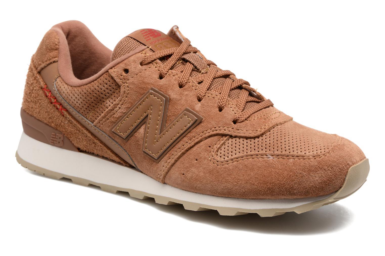Sneaker New Balance WR996 beige detaillierte ansicht/modell