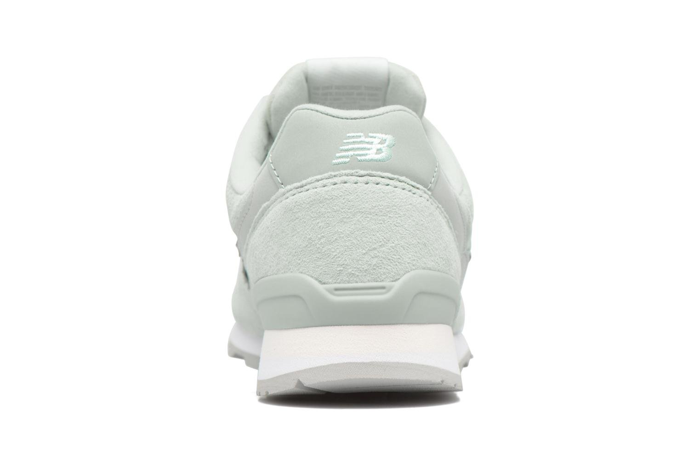 Sneaker New Balance WR996 grün ansicht von rechts