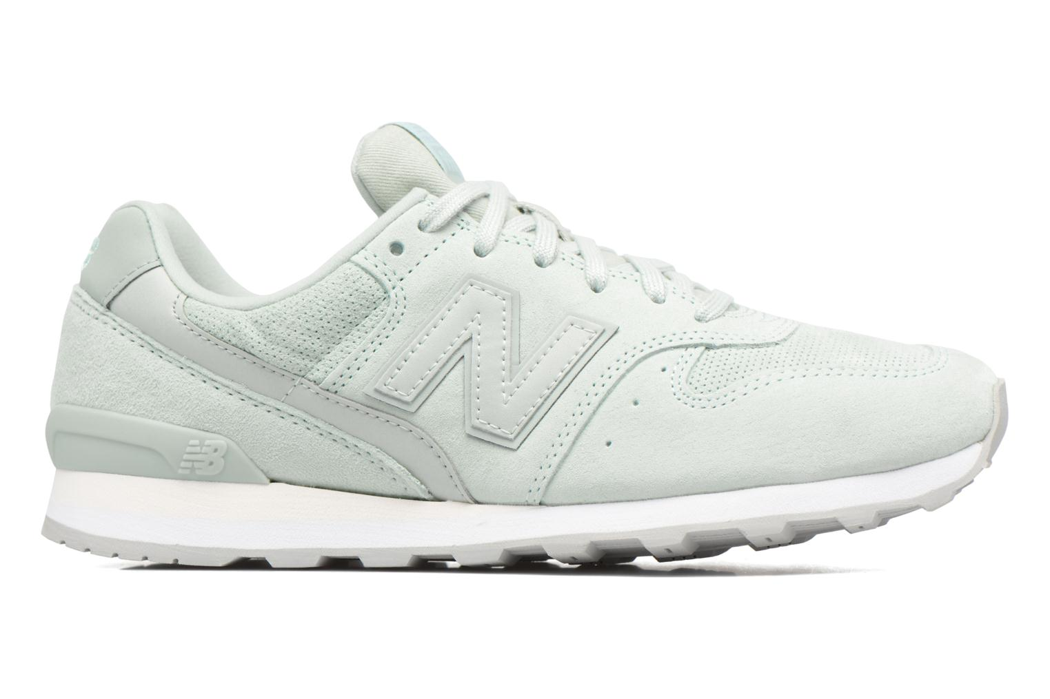 Trainers New Balance WR996 Green back view