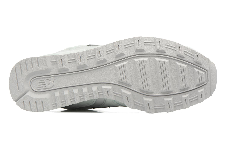 Sneaker New Balance WR996 grün ansicht von oben