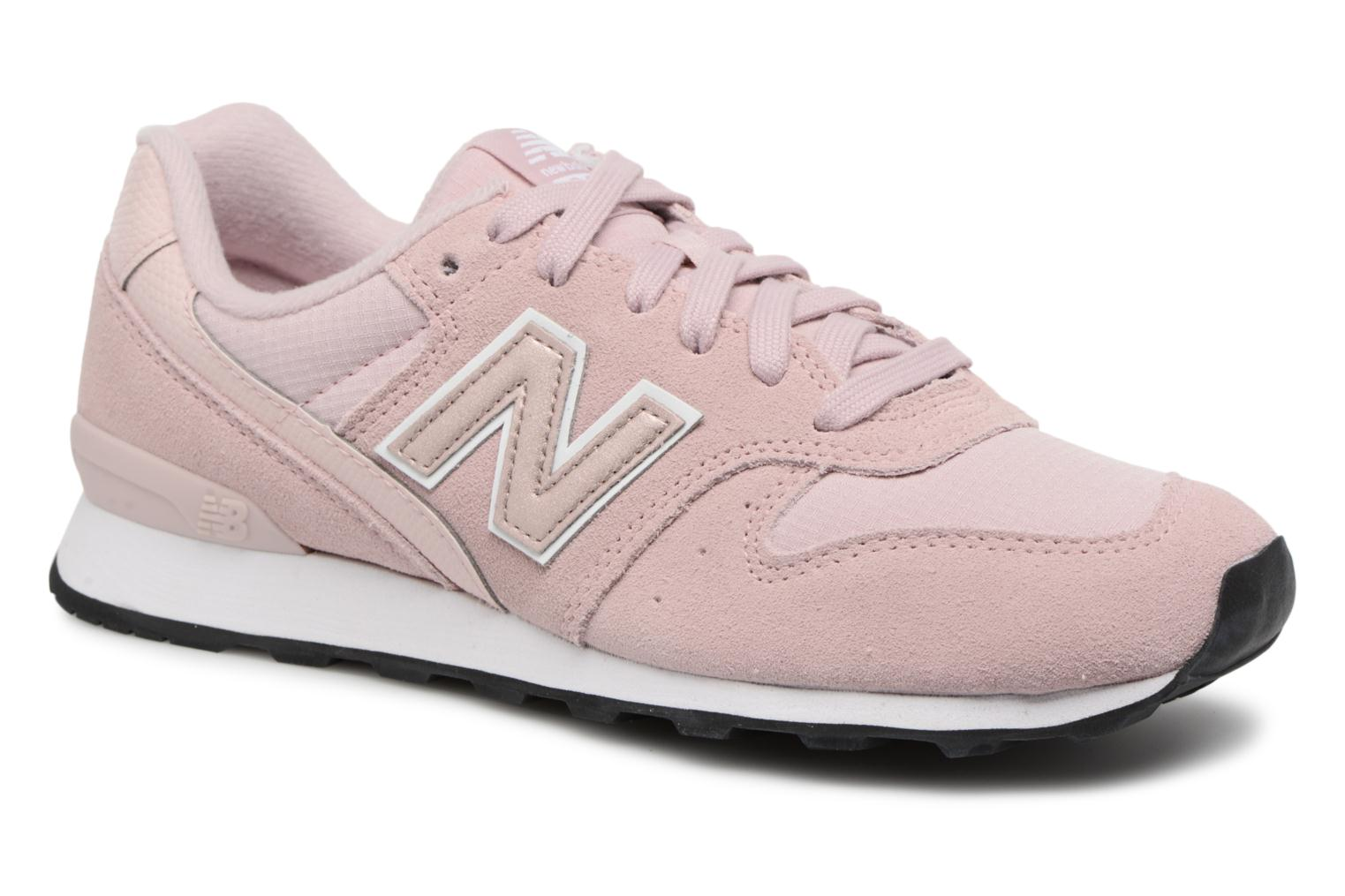Sneakers New Balance WR996 Roze detail