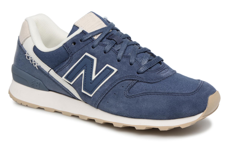 Zapatos promocionales New Balance WR996 (Azul) - Deportivas   Venta de liquidación de temporada