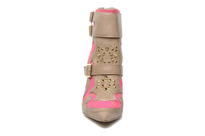 Stiefeletten & Boots KG By Kurt Geiger Wyatt rosa schuhe getragen