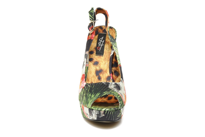 Sandalen Iron Fist SANER REINA SLINGBACK mehrfarbig schuhe getragen