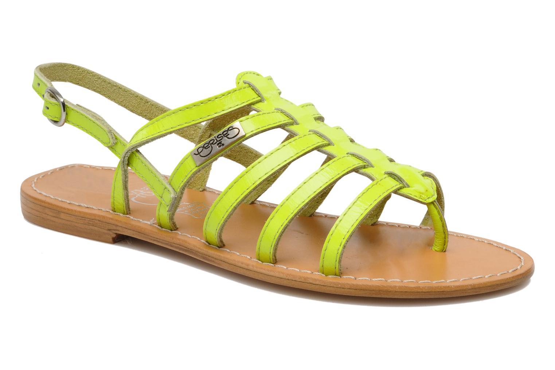 Ilona Lime Yellow Vernis