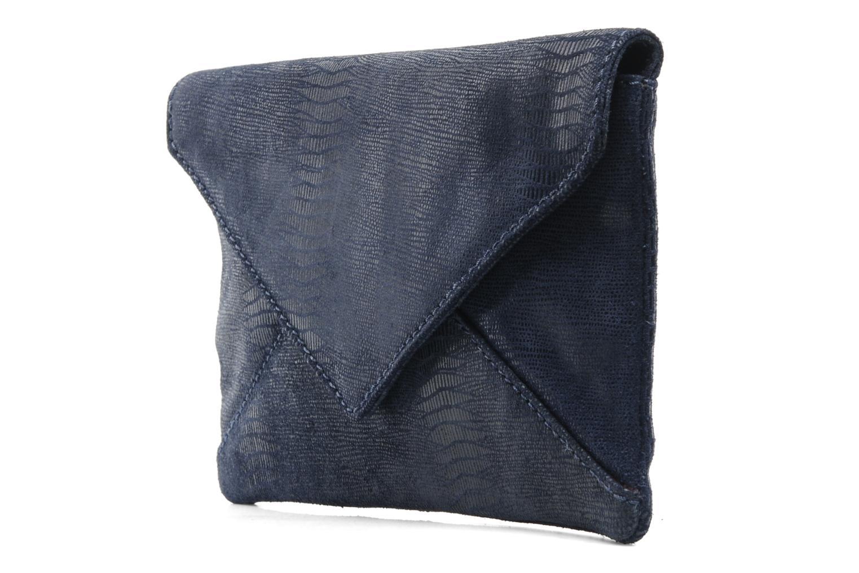 Handtaschen Loxwood Pochette Lana blau schuhe getragen