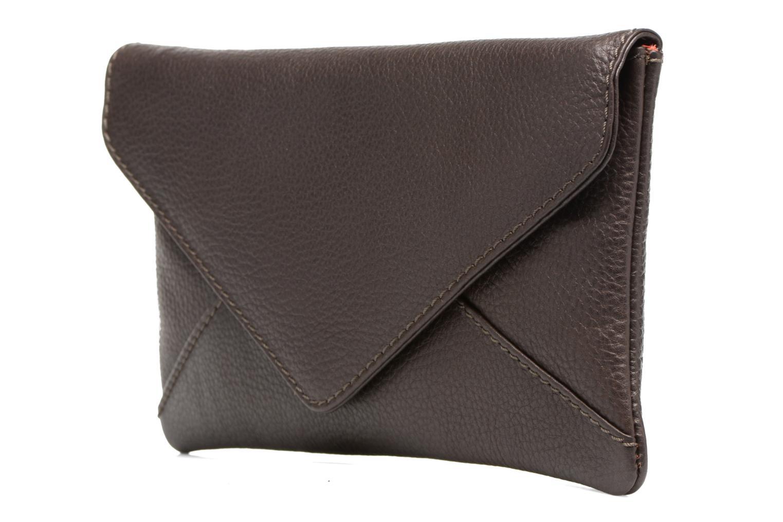 Handbags Loxwood Pochette Lana Brown model view
