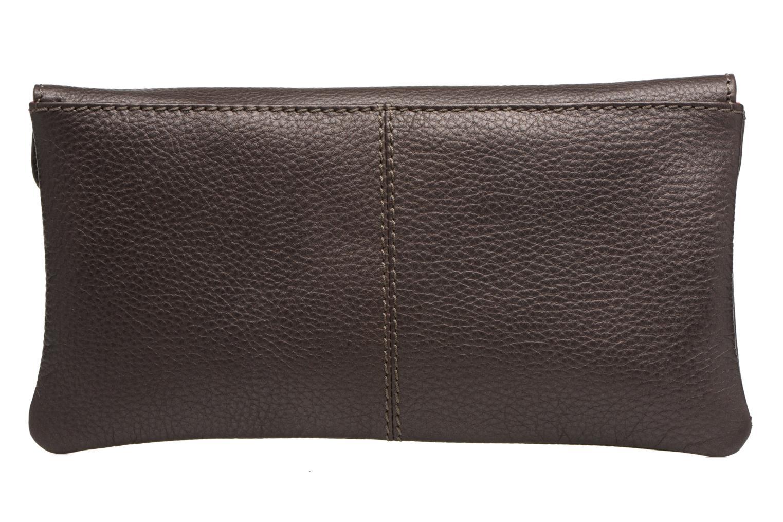 Handbags Loxwood Pochette Lana Brown front view