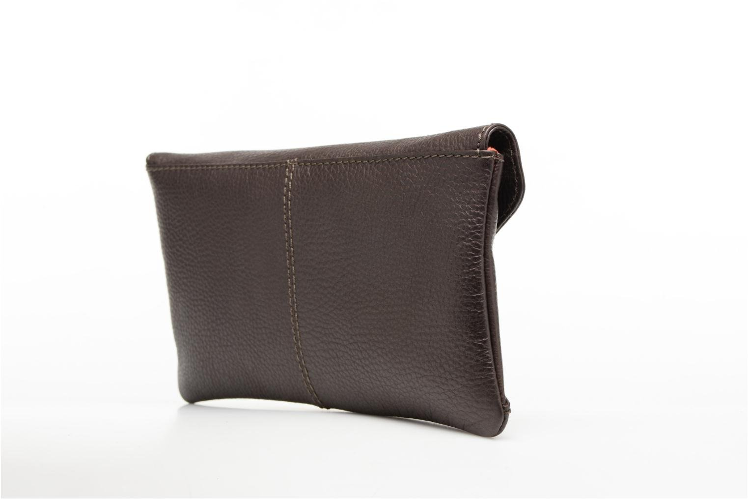Handbags Loxwood Pochette Lana Brown view from the right