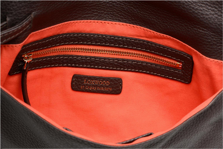 Borse Loxwood Pochette Lana Marrone immagine posteriore