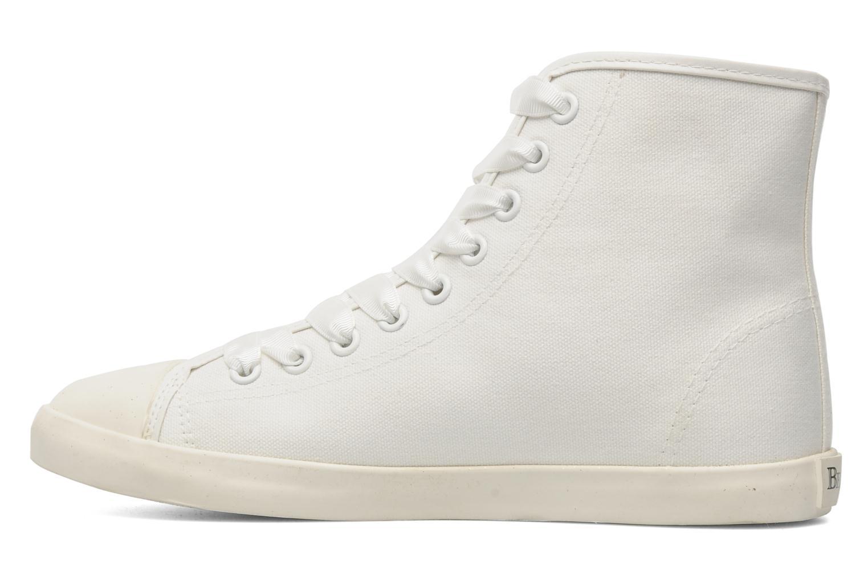 Sneakers Be&D Wingtip Wit voorkant
