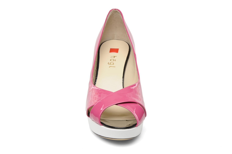 Escarpins HÖGL Verena Rose vue portées chaussures