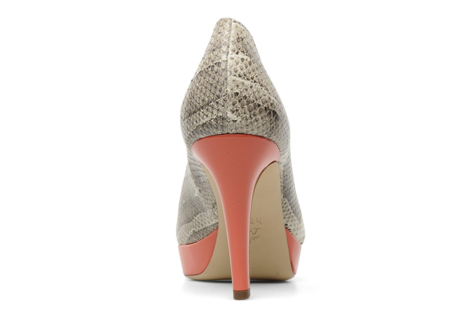 High heels HÖGL Yvanna Beige view from the right