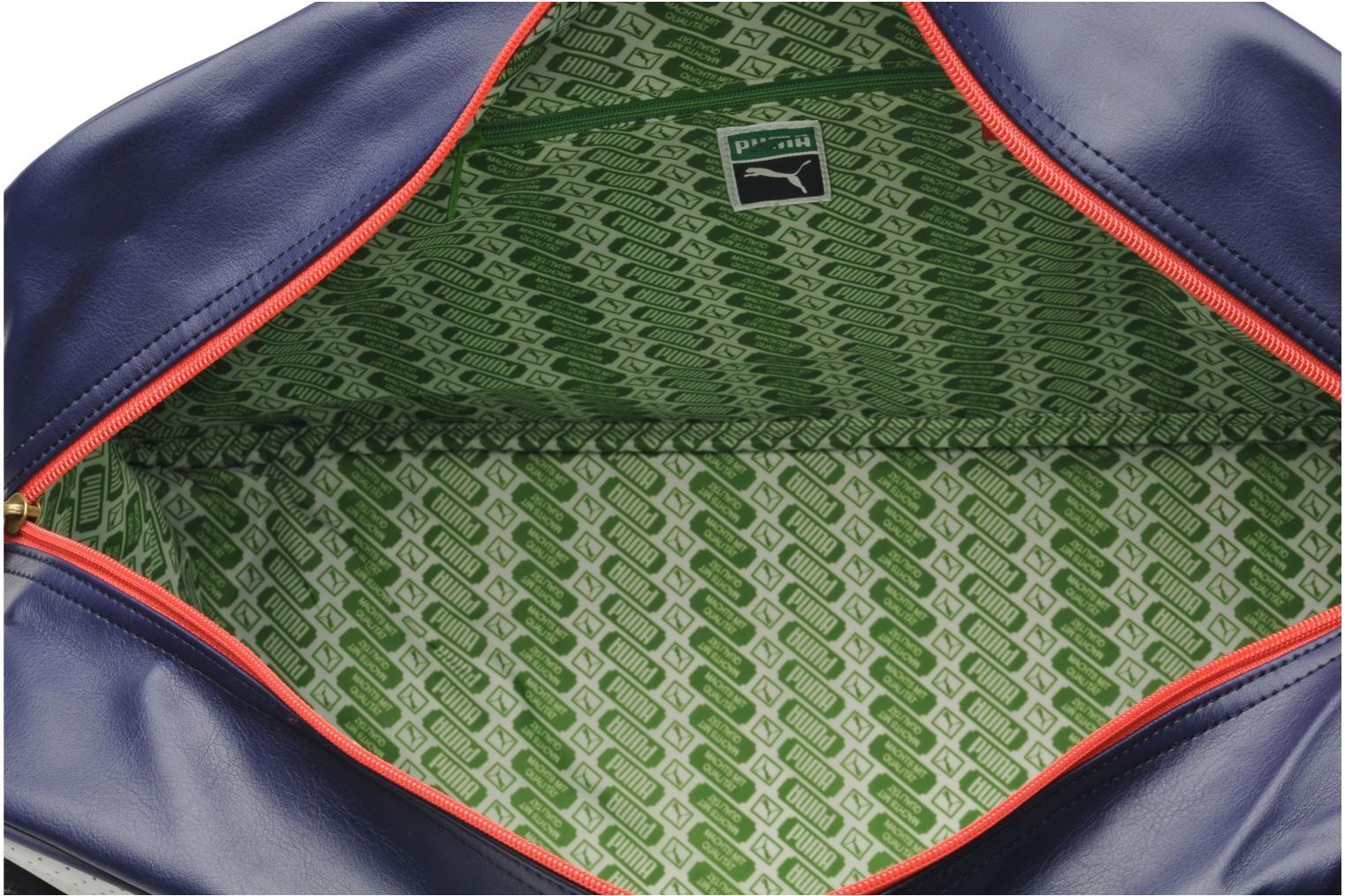 Sacs de sport Puma Originals Grip bag Bleu vue derrière