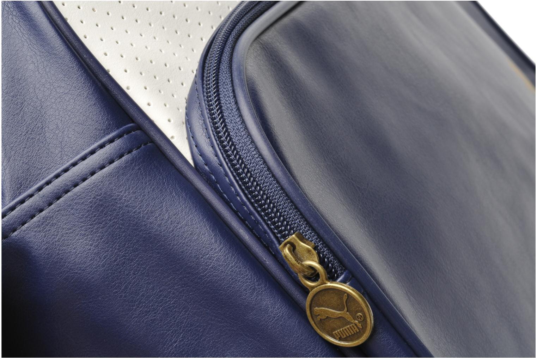Sacs de sport Puma Originals Grip bag Bleu vue gauche