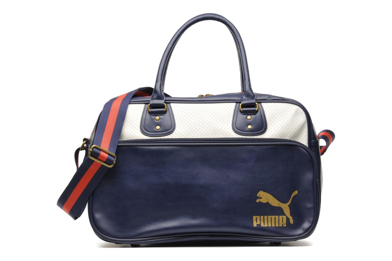 Sacs de sport Puma Originals Grip bag Bleu vue détail/paire