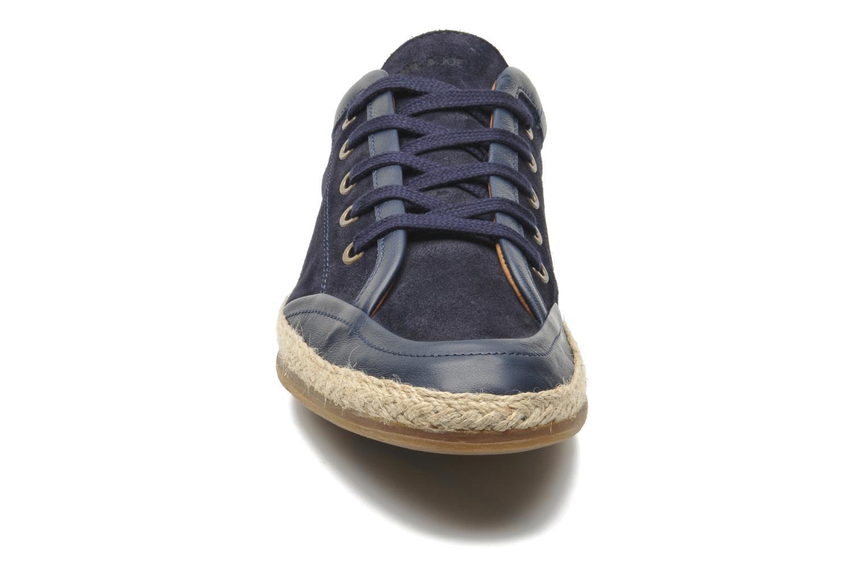 Baskets Paul & Joe St Barth Bleu vue portées chaussures