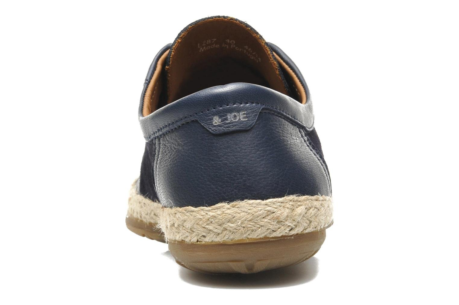St Barth Chevre Velours Navy