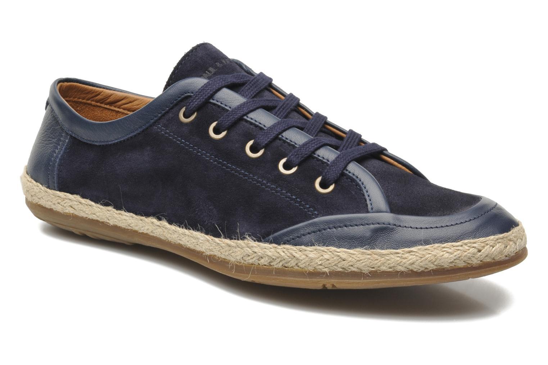 Sneaker Paul & Joe St Barth blau detaillierte ansicht/modell