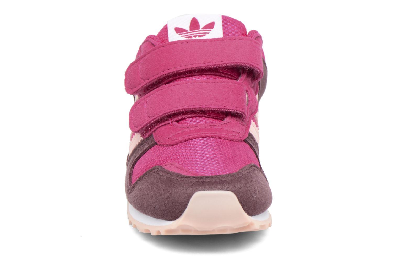 Sneaker Adidas Originals Zx 700 Cf I rosa schuhe getragen