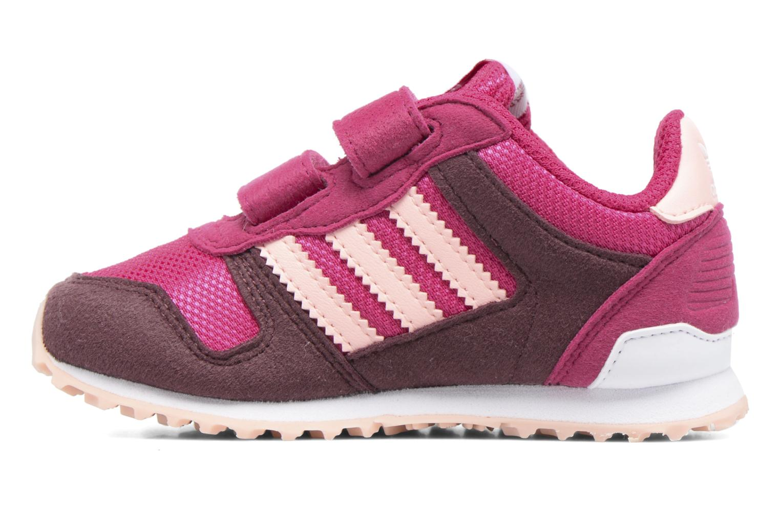 Trainers Adidas Originals Zx 700 Cf I Pink front view