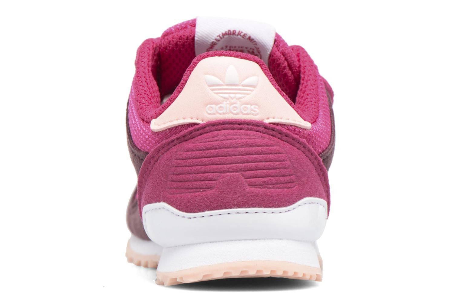 Trainers Adidas Originals Zx 700 Cf I Pink view from the right