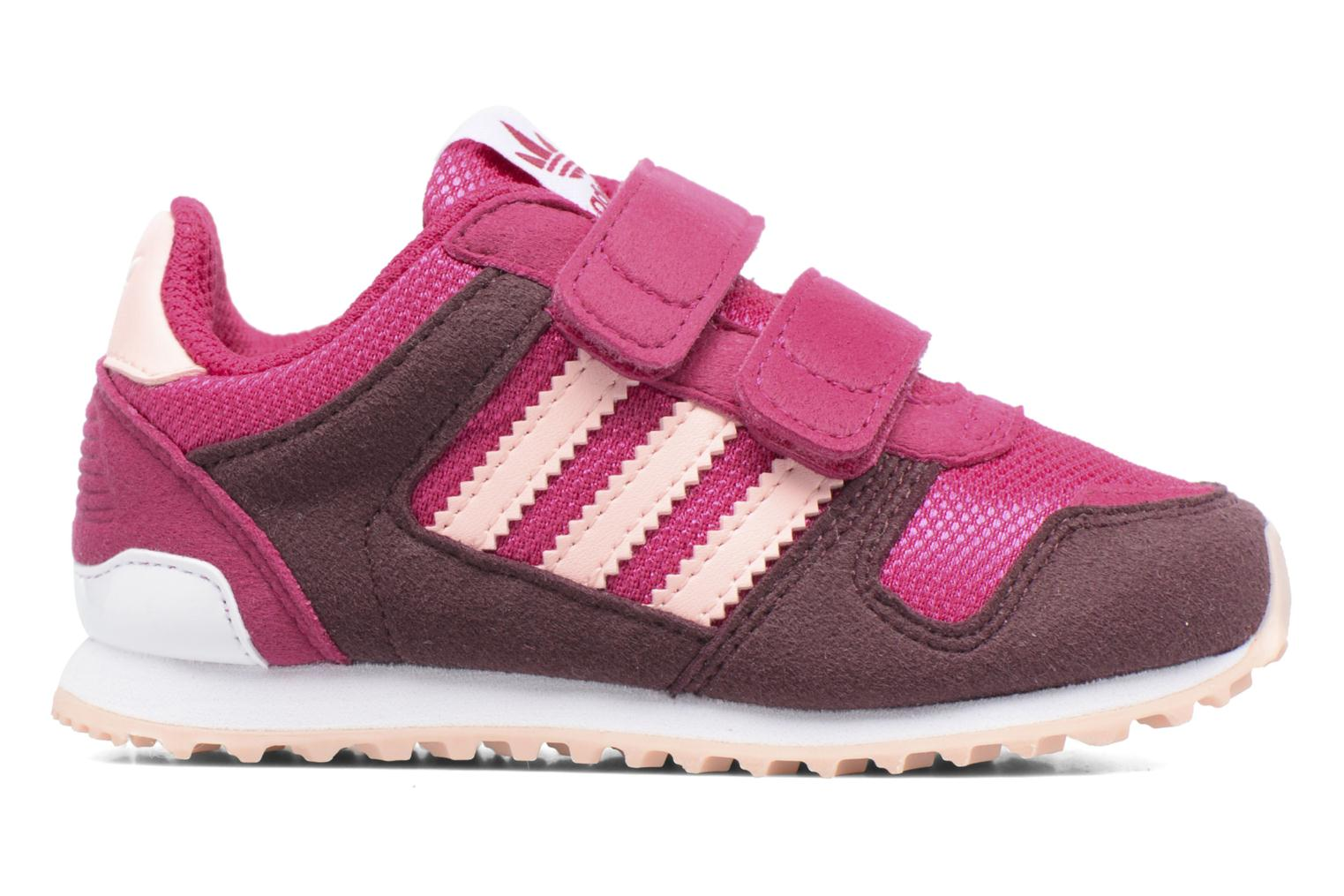 Trainers Adidas Originals Zx 700 Cf I Pink back view