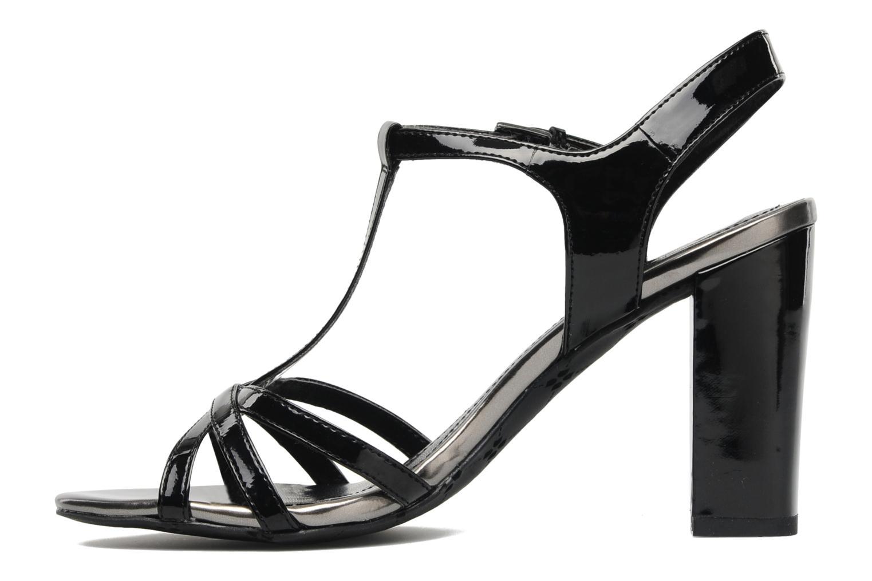 Sandalen Naturalizer EBBA Zwart voorkant