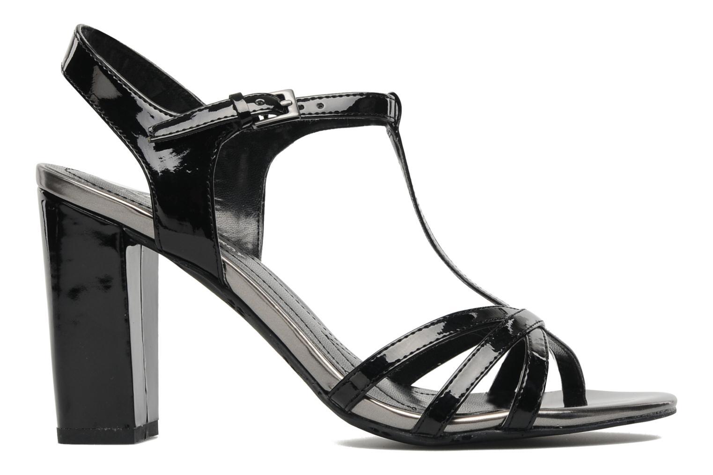 Sandalen Naturalizer EBBA Zwart achterkant