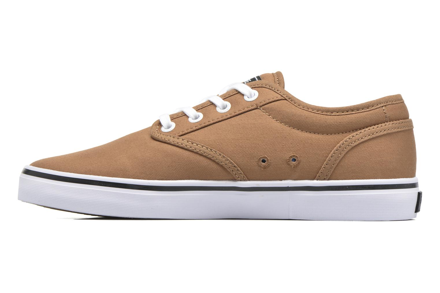 Sport shoes Globe Motley Brown front view