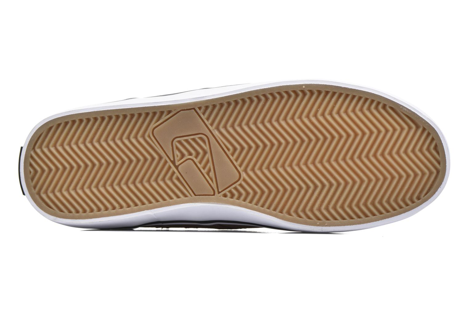 Sport shoes Globe Motley Brown view from above