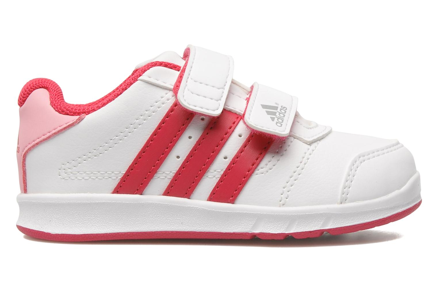Sneakers Adidas Performance LK Trainer 5 CF I Wit achterkant
