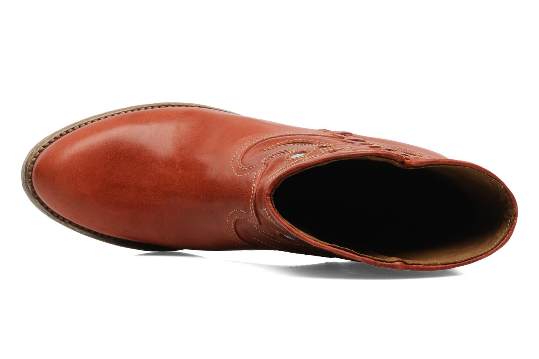 Bottines et boots Swildens Izie Marron vue gauche