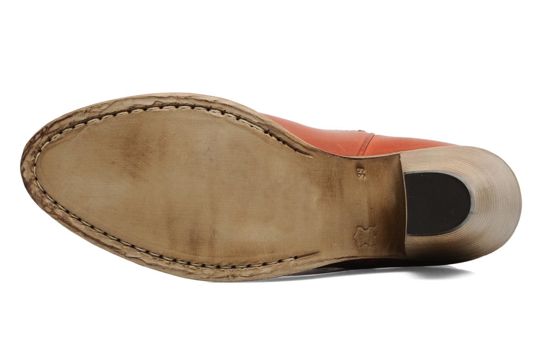Bottines et boots Swildens Izie Marron vue haut