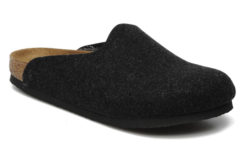 Grandes descuentos últimos zapatos Birkenstock Amsterdam W (Gris) - Zuecos Descuento